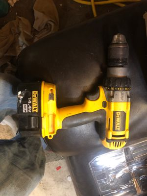 Dewalt power tools! 200$ for all 5!! for Sale in Florissant, MO