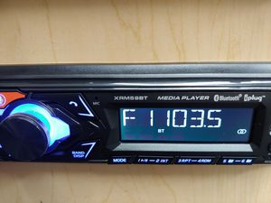 Car stereo :Dual digital media player with Bluetooth usb aux input 200 watts ( no cd player) for Sale in Huntington Park, CA