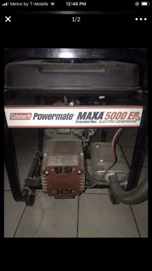 Generator for Sale in Delano, CA