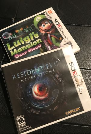 Nintendo 3DS 2 games for Sale in Los Angeles, CA