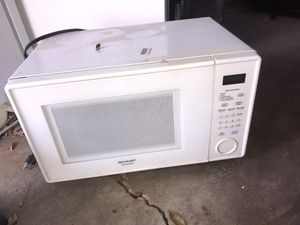 Appliances, microwave, refrigerator, stove, sink for Sale in Mesquite, TX