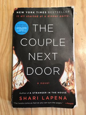 The Couple Next Door Book for Sale in Lynchburg, VA