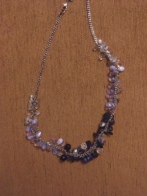 Amethyst necklace for Sale in Racine, WI