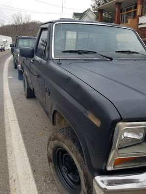 1986 f250 diesel truck runs and drives good for Sale in Mabscott, WV