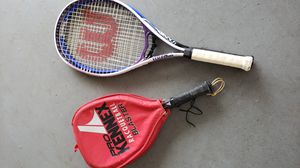 Tennis rackets and racket ball for Sale in Saint Petersburg, FL