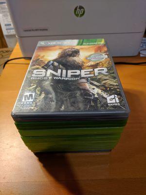 Xbox 360 ,, 8pc game for Sale in Philadelphia, PA