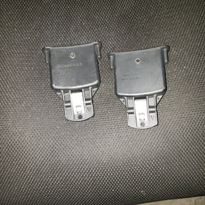 Britax Infant Carseat Adaptors For City Select Double Stroller for Sale in Chula Vista, CA