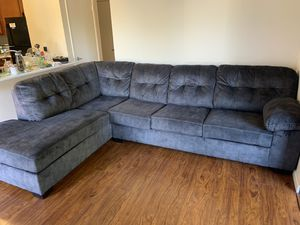 2-piece Sectional Couch for Sale in Pleasanton, CA