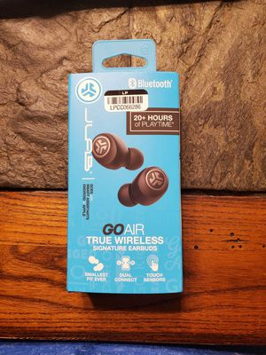 JLAB GoAir True Wireless Signature Earbuds for Sale in Indianapolis, IN