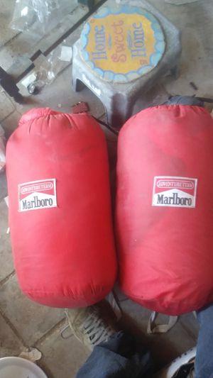 2 Marlboro sleeping bags for Sale in Albuquerque, NM
