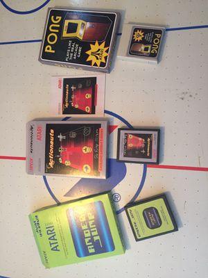 Atari 2600/7800 original pong w/ box for Sale in Spencerville, IN