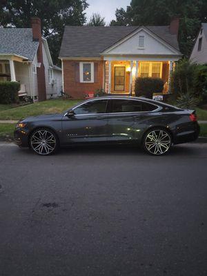 22's rim and tires for Sale in Richmond, VA