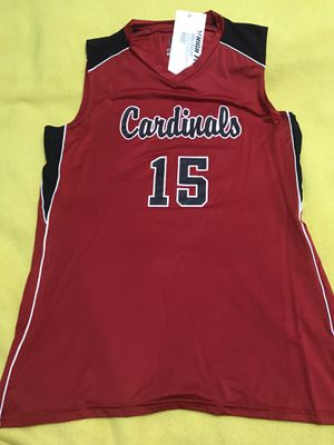Women's Cardinals #15 Jersey Size Medium for Sale in Sioux Falls, SD