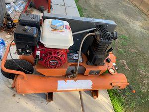 Compressor RIDGED MOTOR HONDA GX 160 for Sale in Lancaster, CA
