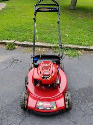 Toro self-propelled lawn mower for Sale in Providence, RI