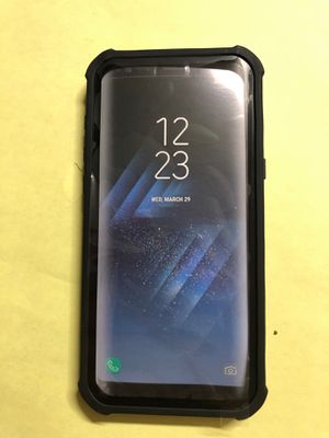 Galaxy S8 plus case for Sale in Upland, CA