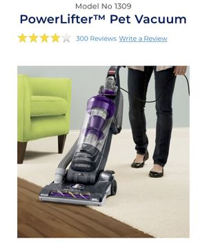 Pet vacuum bissell for Sale in Hyattsville, MD