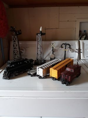 Vintage lionel 2026 train set for Sale in Grayland, WA