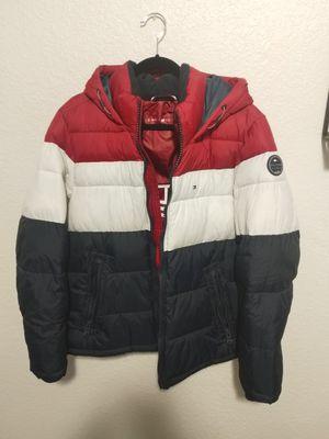 Tommy Hilfiger Winter Puffer Coat BRAND NEW men's medium for Sale in Kent, WA