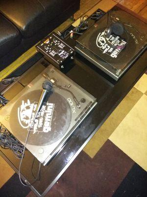 Beginner DJ set by Gemeni for Sale in Detroit, MI