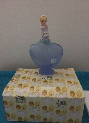 Precious moments perfume bottle for Sale in Oceanside, CA