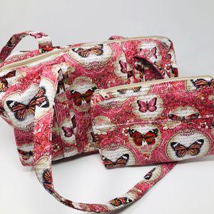 "Handmade Handbag /Purse "" Butterfly Cameo"" for Sale in Henrieville, UT"