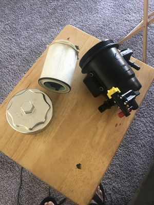 Dodge Ram Diesel Canister with Fuel filter included for Sale in Crestwood, IL