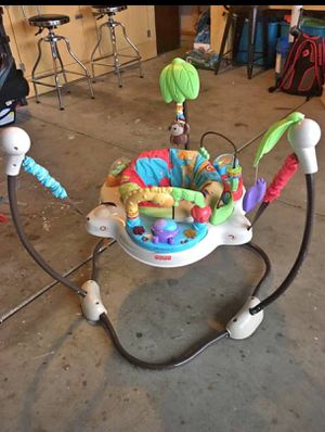 Fisher price jumperoo for Sale in CARPENTERSVLE, IL
