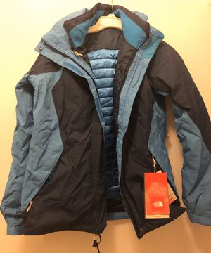 North Face 3 in 1 Parka Jacket for Sale in San Francisco, CA