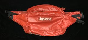 Supreme Red Waist Bag fw18 for Sale in Delray Beach, FL