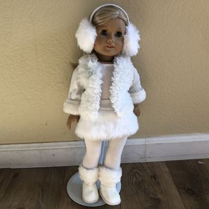 American Girl Winter Wonderland Outfit for Sale in San Marcos, CA