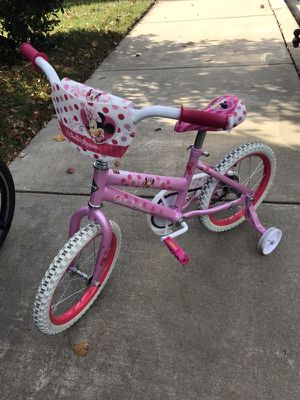 Huffy Minnie Mouse bicycle for Sale in North Potomac, MD
