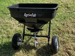 Agri-Fab Spreader for Riding Lawn Mower for Sale in Lutz, FL