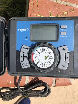Sprinkler Timer for Sale in Industry, CA