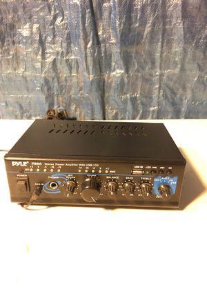Pyle Amplifier 2x120W for Sale in Philadelphia, PA