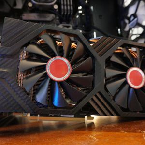 RX590 Fatboy GPU Almost New for Sale in Inkster, MI