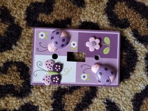 Baby/Children's Light Switch Cover. GENTLY USED! for Sale in Clovis, CA