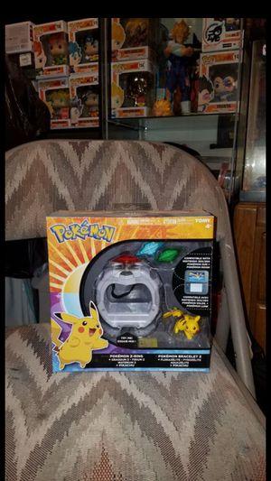 Tomy pokemon z-ring playset for Sale in Everett, WA