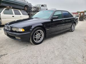 2001 BMW 740LI PARTING OUT for Sale in Fontana, CA