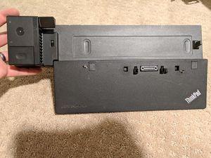 Thinkpad Ultra Dock 40A2 (T440 X240 T540 L460 T450 T460 T470 T570) for Sale in Orange, CA