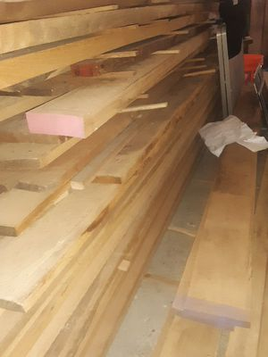 Hardwood lumber various types of Oak and Cherry for Sale in Newark, OH
