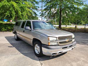2004 chevy 1500 silverado extended car ls truck for Sale in Alpharetta, GA