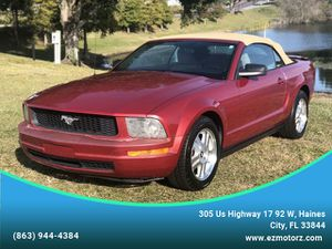 2008 Ford Mustang for Sale in Haines City, FL