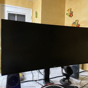 Selling LG 34 Inch Curve Gaming Monitor for Sale in Torrance, CA