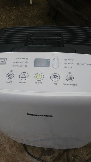 Dehumidifier Hisense for Sale in Manassas Park, VA