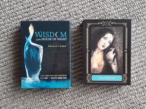 Wisdom Of The House Of Night Oracle Cards for Sale in Miami, FL