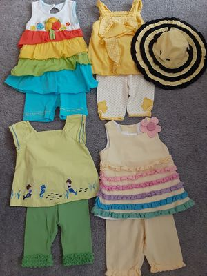 Baby girl clothes 12 MONTHS for Sale in Chicago, IL