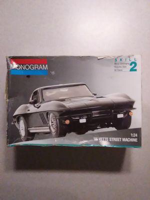 Monogram '65 Corvette Model for Sale in Snohomish, WA
