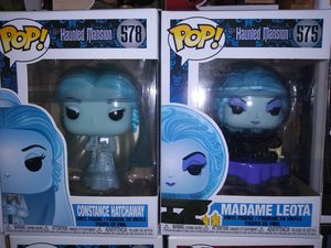 Disney Haunted Mansion Funk Pops for Sale in Fresno, CA