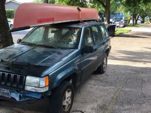 Jeep parts 94 zj for Sale in Austin, TX